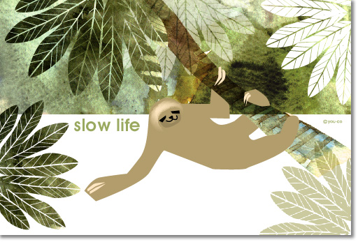 slow life(PS014)
